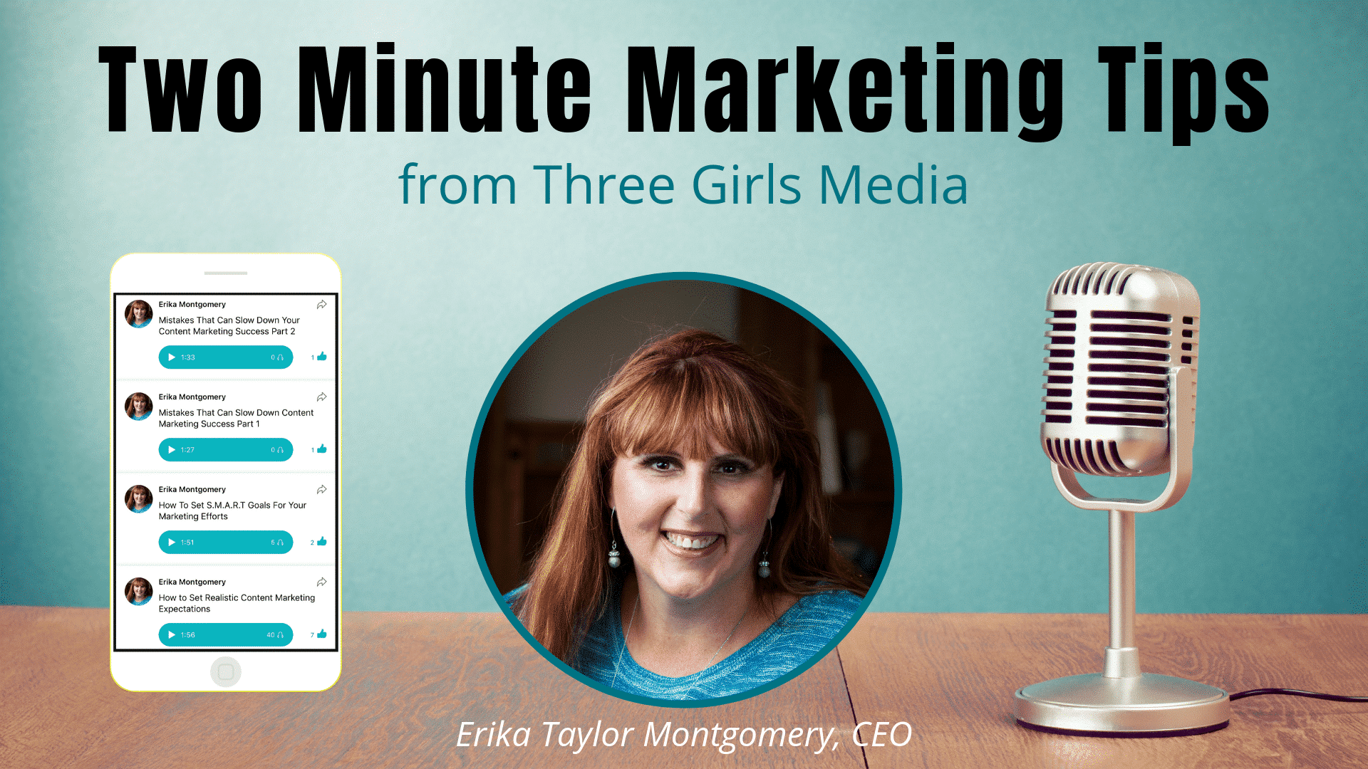 Two Minute Marketing Tips: Why Podcasting For Business Needs To Be In Your Content Marketing Strategy