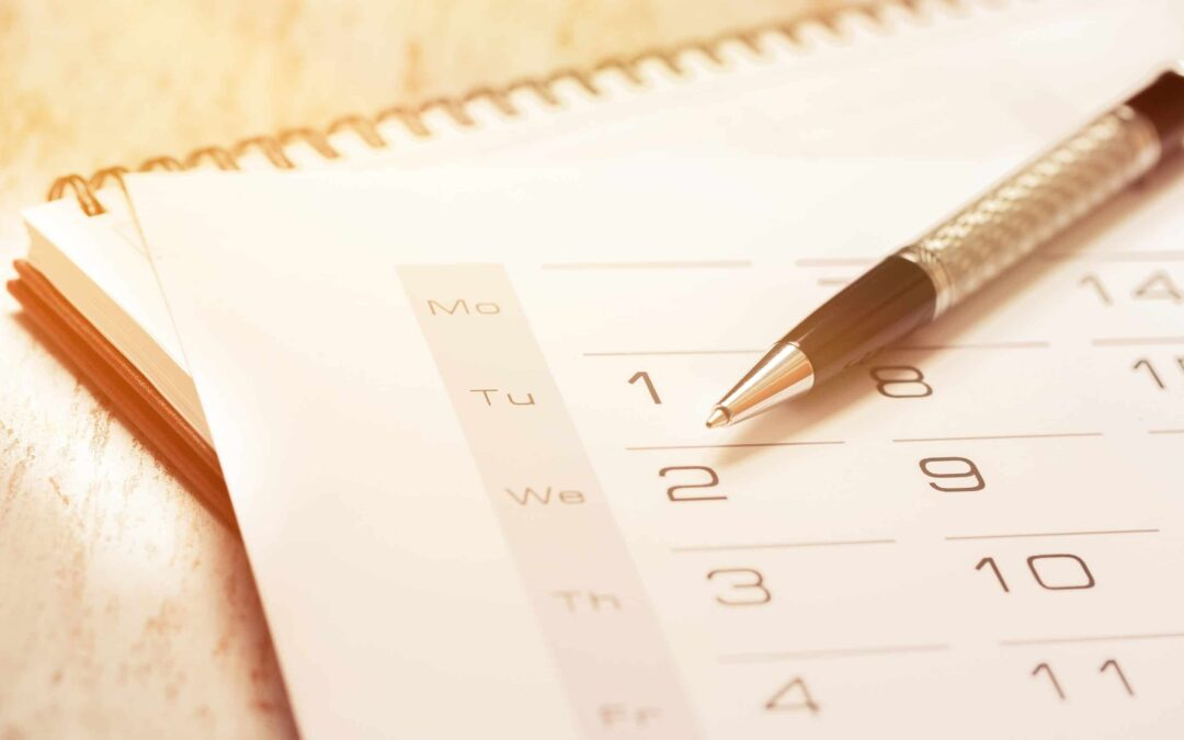 Content Calendar For Business