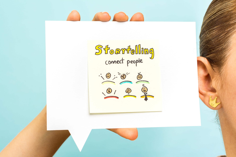 storytelling board