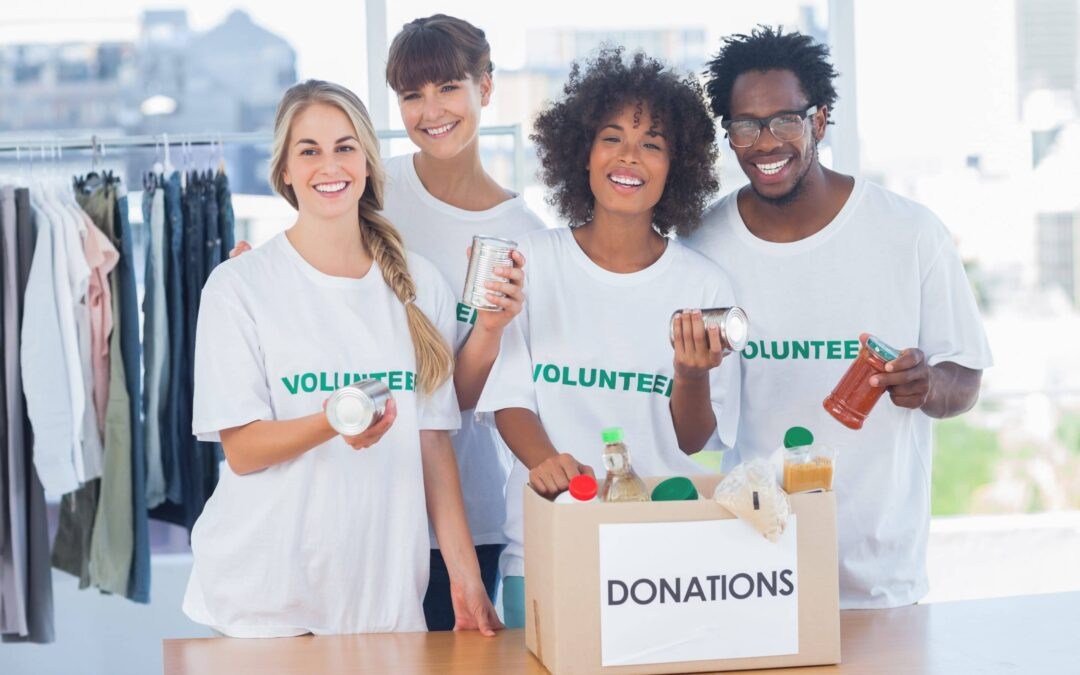4 Ways To Promote Your Food Drive On Social Media