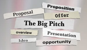 Media Pitch signs